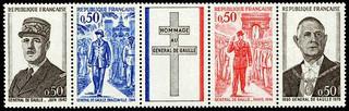 De Gaulle : « Toute ma vie, je me suis fait une certaine idée de la France. »