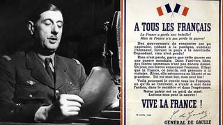De Gaulle appel du 18 juin