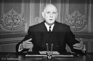 De Gaulle Il va peser lourd le oui que je demande à chacune et à chacun de vous
