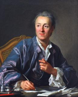 Diderot Dire que l'homme est un composé de force et de faiblesse