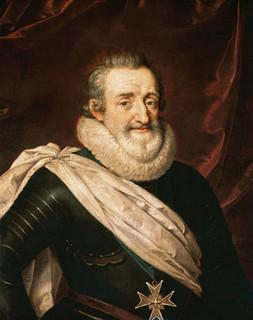 Henri IV : « Je suis votre chef, mon royaume est mon corps, vous avez cet honneur d'être les membres... »