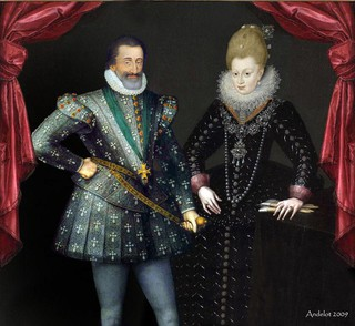 Chanson : « Vive Henri IV ce roi vaillant !... »
