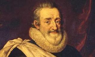 Henri IV : « Un peuple, c'est une bête qui se laisse mener par le nez... »