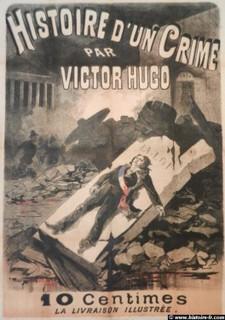 Hugo « Haine vigoureuse de l'anarchie, tendre et profond amour du peuple. »
