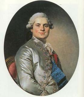 Comte de Provence : « Pour vous faire une idée de son caractère, imaginez des boules d'ivoire huilées... »