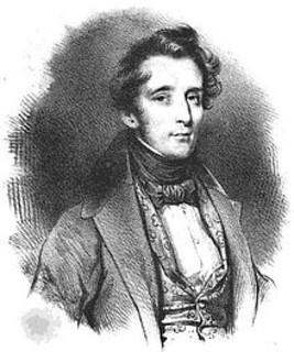Lamartine : « L'enthousiasme fanatique et double de la République que je fonde et de l'ordre que je sauve. »