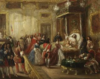 Louis XIV : « Celui qui a donné des rois aux hommes a voulu qu'on les respectât comme ses lieutenants... »