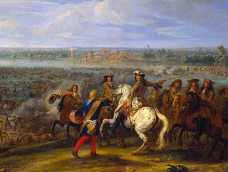 Louis XIV : « Ultima ratio regum. »