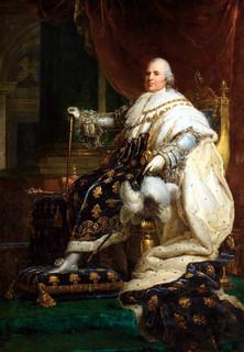 Louis XVIII : « L'Ancien Régime moins les abus. »