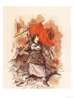 Louise Michel : « Faisons la révolution d'abord, on verra ensuite. »