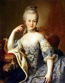 Marie-Antoinette : « Ne parlez point allemand, Monsieur... »