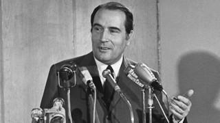 Mitterrand : « Ses compagnons d'aujourd'hui (...) se nomment le coup de force et la sédition. »
