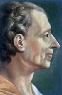 Montesquieu La fureur de la plupart des Français, c'est d'avoir de l'esprit