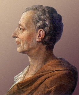 Montesquieu : « Une chose n'est pas juste parce qu'elle est loi […] mais elle doit être loi parce qu'elle est juste. »
