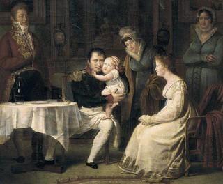 Napoléon : « Je me donne des ancêtres. »