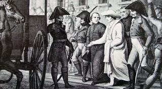 Napoléon : « C'est la dernière fois que j'entre en discussion avec cette prêtraille romaine. »