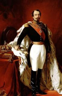 Napoléon III : « L'Empereur, vous n'avez rien de lui ! — Tu te trompes, mon cher, j'ai sa famille. »