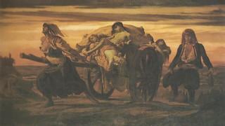 Simon de Couvin : « Le vulgaire, foule très pauvre, meurt d'une mort bien reçue, car pour lui vivre, c'est mourir. »