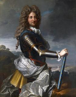 Philippe d'Orléans : « Parbleu ! voilà un foutu royaume bien gouverné, par un ivrogne, par une putain, par un fripon, et par un maquereau ! »