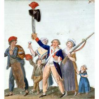 Michelet : « De la première page à la dernière, elle [la Révolution] n'a qu'un héros : le peuple. »