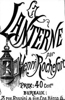 Henri Rochefort La France contient trente-six millions de sujets