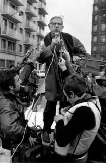 Jean Paul Sartre mai 68