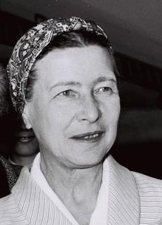 Beauvoir : « La vérité est une, seule l'erreur est multiple. Ce n'est pas un hasard si la droite professe le pluralisme. »