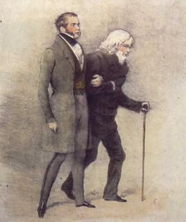 Talleyrand : « Il n'est point parvenu, il est arrivé. »