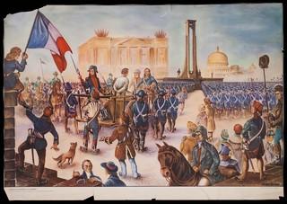 Thouret : « Sire… Votre Majesté a fini la Révolution. »