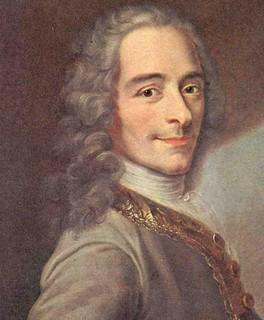 Lamartine : « Voltaire, quel que soit le nom dont on le nomme... »