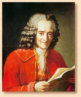 Voltaire : « Si Dieu n'existait pas, il faudrait l'inventer. »