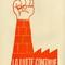 Mai 68 La lutte continue affiche